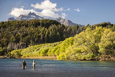 El Encuentro Fly Fishing Patagonia Argentina