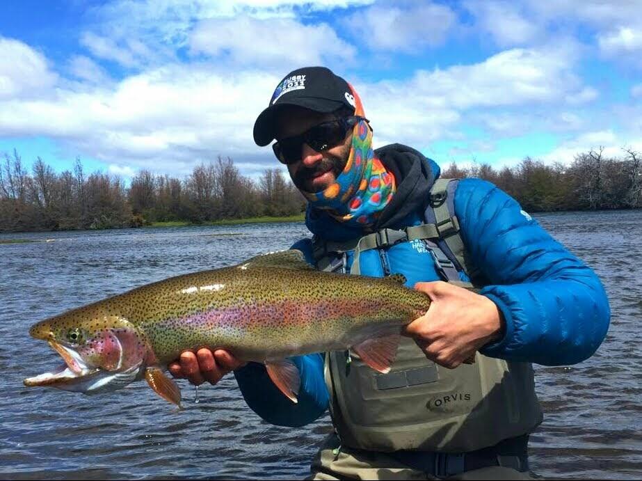 Rainbow Trout - Marcelo Widmann